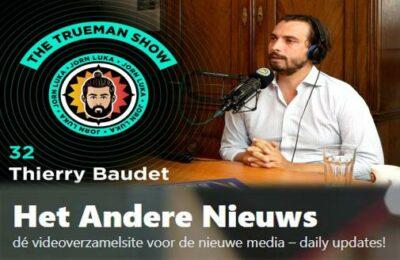 The Trueman Show #32 Thierry Baudet