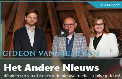 Gideon van Meijeren en de BPOC aan tafel over ambtenarencultuur en liegende ministers
