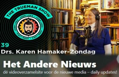 The Trueman Show # 39 Drs. Karen Hamaker-Zondag