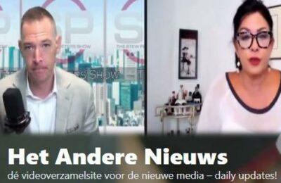 Stew Peters interviewt dr. Jane Ruby over het grafeenoxide – Nederlands ondertiteld