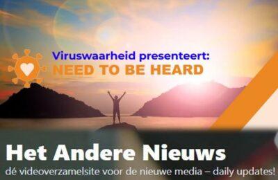 Viruswaarheid presenteert: Need to be heard – Nederlands ondertiteld