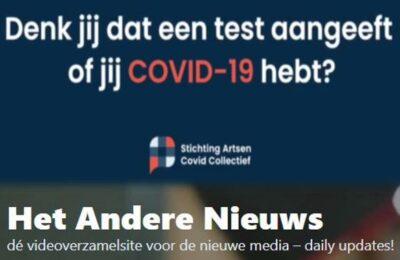 Artsen Collectief:  Testbeleid zinloos en onacceptabel