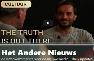 The Truth is Out There – Peter Toonen en Jaron Harambam