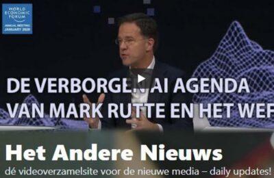 De verborgen agenda van Mark Rutte en het WEF – Nederlands ondertiteld