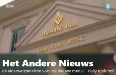 Ikon documentaire 2006; vrijmetselaars in Nederland