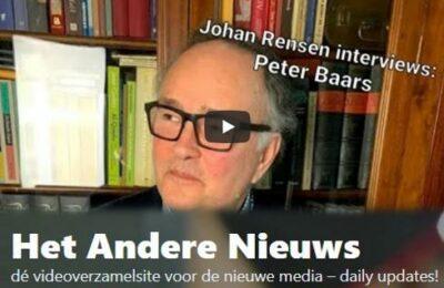 Johan Rensen interviews: Peter Baars