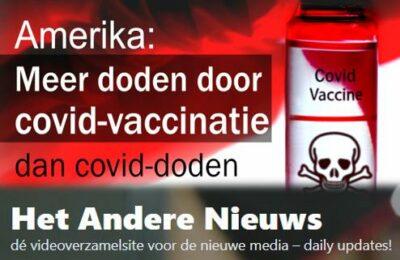 Amerika: Meer sterfgevallen door covid-vaccinatie dan covid-sterfgevallen – Nederlands ondertiteld