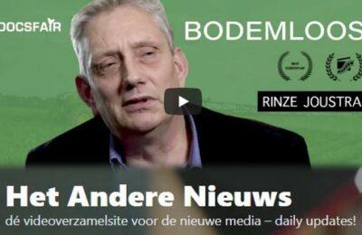 Documentaire Bodemloos: Een zieke bodem kan voor een nieuwe pandemie zorgen!