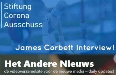 Reiner Fuellmich en Viviane Fischer in onthullend interview met James Corbett – Nederlands ondertiteld