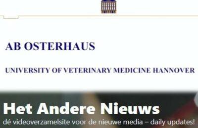 Lezing door Ab Osterhaus tijdens het KNAW-symposium: Het nieuwe coronavirus