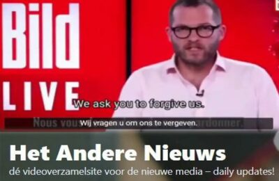 Duitse media vraag om vergeving – Nederlands ondertiteld