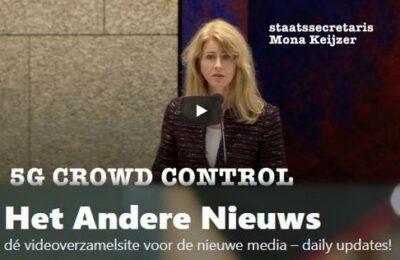 Staatssecretaris Mona Keijzer: 5G is ook voor Crowd Control