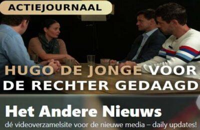 Actiejournaal: Hugo de Jonge voor de rechter gedaagd – Martina Groenveld met Wij de Ouders