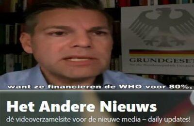 Duitse journalist Ken Jebsen; Bill en Belinda Gates financieren de WHO voor 80% – Nederlands ondertiteld