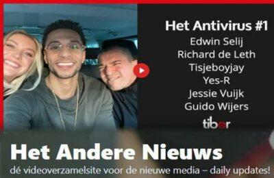 Het Antivirus # 1: 7 mensen, 1 bus, 1 boodschap