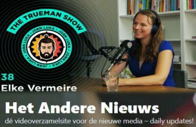 The Trueman Show # 38 Elke Vermeire