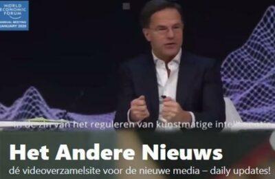 Mark Rutte op het WEF 2020 – Nederlands ondertiteld