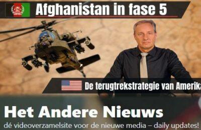 Afghanistan in fase 5: De terugtrekstrategie van Amerika – Nederlands ondertiteld