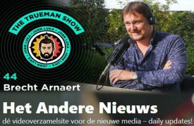 The Trueman Show # 44 Brecht Arnaert