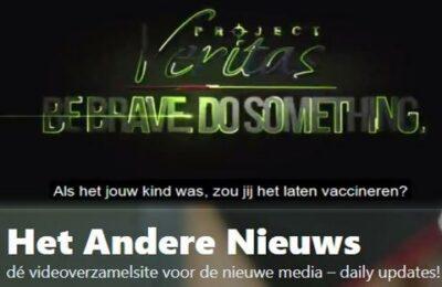Project Veritas deel 3, Kinderen moeten niet dat verdomde prikje krijgen – Nederlands ondertiteld