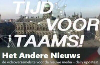 Tijd voor Taams: Het Dam tot Dam protest… Want met een rondje om de Kerk, komen we er niet..