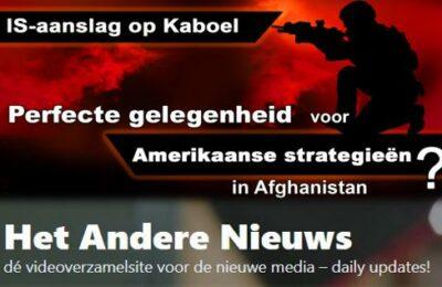 IS aanval op Kaboel: Perfecte gelegenheid voor Amerikaanse strategieën in Afghanistan?