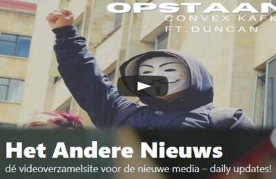 Convex Kafka ft. Duncan – Opstaan (Lyrics)