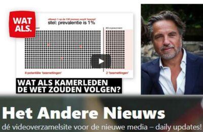 Stefan Noordhoek: WAT ALS kamerleden de wet zouden volgen?