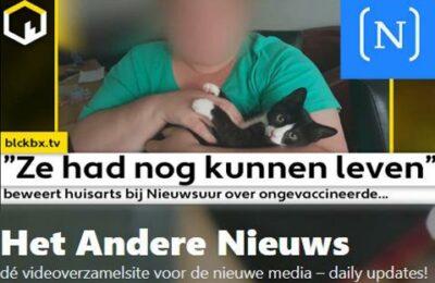 """""""Ze had nog kunnen leven"""" beweert huisarts bij Nieuwsuur over ongevaccineerde…"""