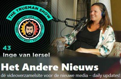The Trueman Show # 43 Inge van Iersel