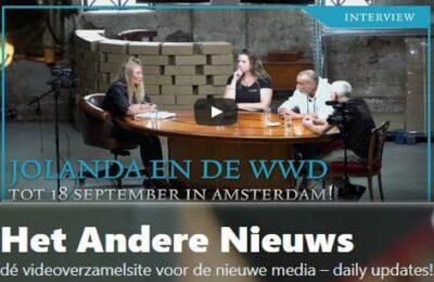 Jolanda en WWD: Tot 18 september op de # WWD4!