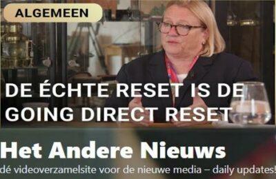 De échte reset is de Going Direct Reset – Elze van Hamelen en Catherine Austin Fitts