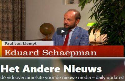 'Ondernemers willen maatwerk.' Een gesprek met Eduard Schaepman
