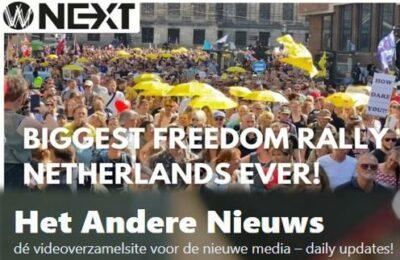 Weltschmerz Next – Biggest Freedom Rally Netherlands Ever!
