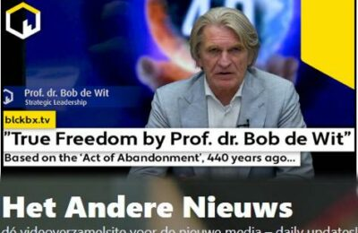 True Freedom by strategic leadership Prof. dr. Bob de Wit – Nederlands ondertiteld