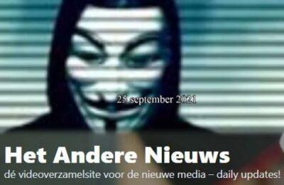 Anonymous laat van zich horen…