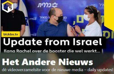 """""""Update from Israel"""", Ilana Rachel over de booster die wel werkt… – Nederlands ondertiteld"""