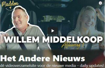Willem Middelkoop: THE BIG RESET vs. THE GREAT RESET