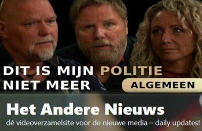 Dit is mijn politie niet meer – Erik van der Horst, Peter Cirk, Alice Besselink & Dennis Spaanstra