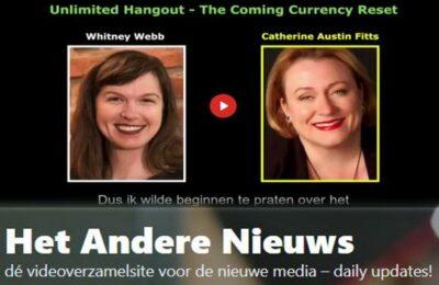 De Komende Valuta Reset met Catherine Austin Fitts & Whitney Webb – Nederlands ondertiteld