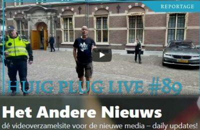 Huig Plug LIVE# 89: Die WEF-tüte von Mark Rüte