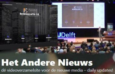9/11 | Richard Gage over 9/11 TU Delft – Nederlands ondertiteld