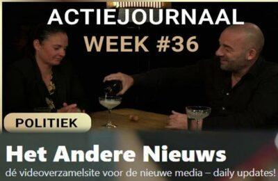 Actiejournaal week # 36 – Martina Groenveld met Michel Reijinga