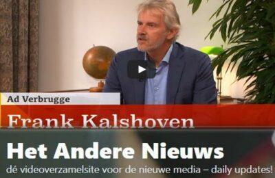 Op zoek naar een nieuw sociaal contract.' Een gesprek met Frank Kalshoven