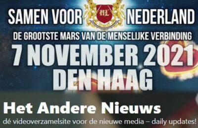 7 november, Den Haag – Ontwaak