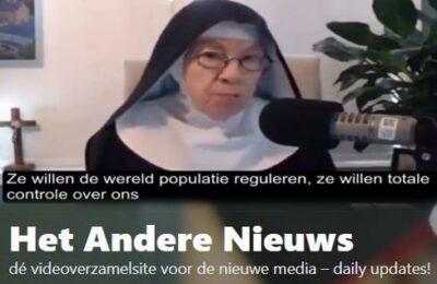 Ook de kerk ziet het massaal prikken als het kwaad – Nederlands ondertiteld