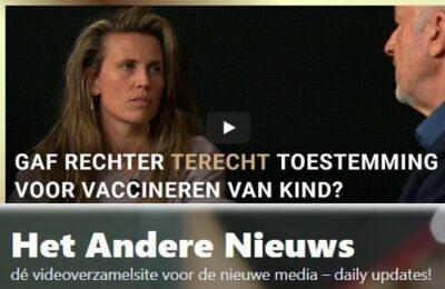 Gaf rechter terecht toestemming voor vaccineren van kind? – Isa Kriens en Frank Stadermann