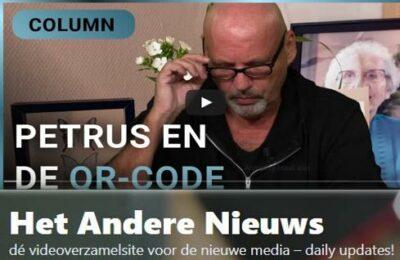 Petrus en de QR-code – Ad Nuis