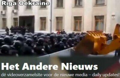 Demonstratie overzicht in Europa 16-10-2021