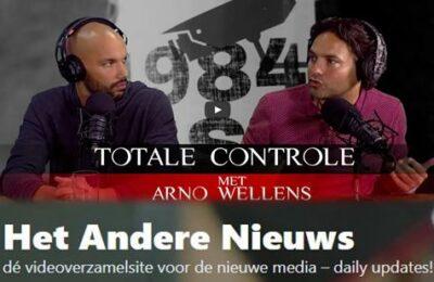 Arno Wellens: Totale Controle